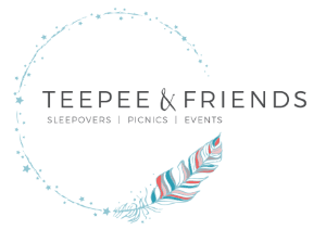 Teepee Party Hire, Teepee Slumber Parties, Teepee Steepover Parties - Mandurah and Perth Logo Footer
